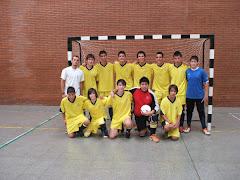 Cadet temporada 2008/2009
