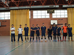 juvenil 2008 2009 VINCIT ACCIO