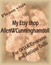 My Etsy Shop  AllenWCunninghamdoll