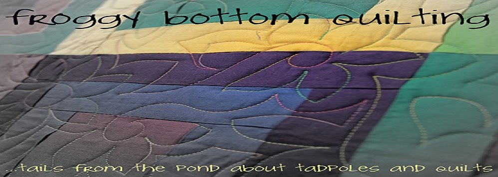 froggy bottom quilting