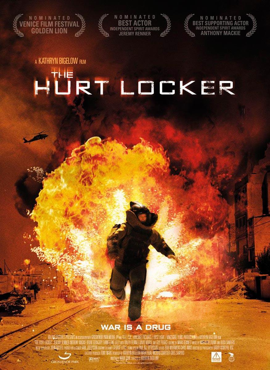 DOWNLOAD FREE MP4 MOVIES: The Hurt Locker