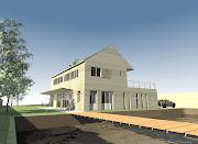 Une maison bois d'architecte