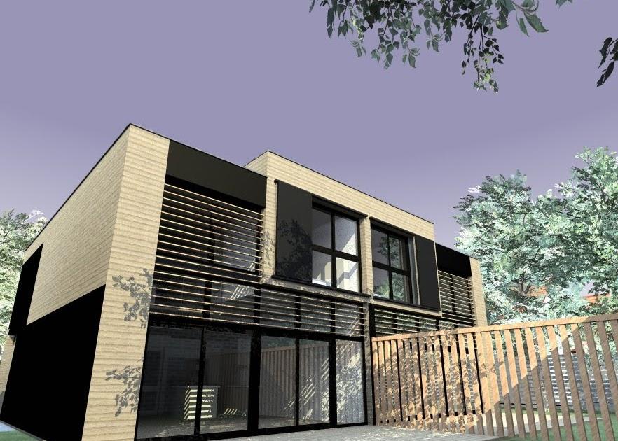 Architecte maison bois paris alsace maison bois for Architecte maison bois contemporaine