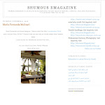 Thanks for the mention Shumous Magazine!!!