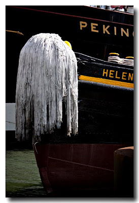 Helen McAllister - South Street Seaport NYC