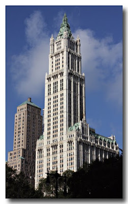 Woolworth Building NYC