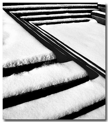 Snowy 'Z' - WWII Memorial Annapolis, MD