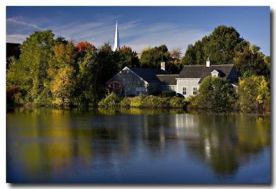 Judkins Pond - Winchester, MA