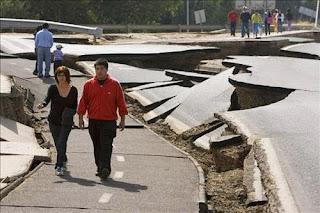imagenes terremoto chile