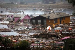 terremoto chile tsunami