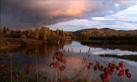 Reserva Wemotaci Quebec Canada
