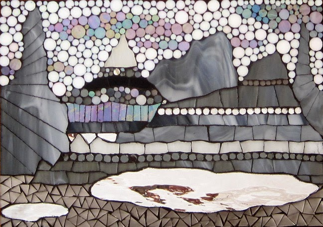 Kasia mosaics gray scale - Fall landscaping ideas a mosaic of colors shapes and scents ...