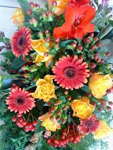 Min Blomsterblogg