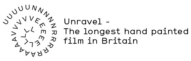 Unravel - the longest hand painted film in Britain