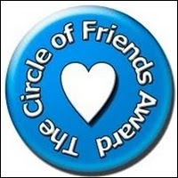 THE CIRCLE OF FRIENDS AWARD