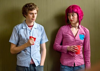 michael cera and mary elizabeth winstead in scott pilgrim vs the world