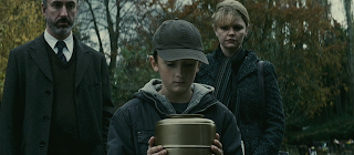 marcus with his brothers ashes in hereafter