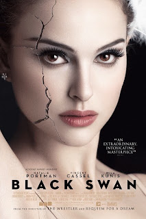 natalie portman on international movie poster for black swan