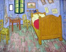 """""""La Habitación"""" de Van Gogh"""