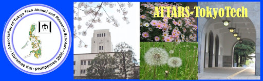ATTARS - Association of Tokyo Institute of Technology (TokyoTech) Alumni and Research Scho