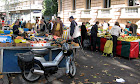 A market in Toulouse, France