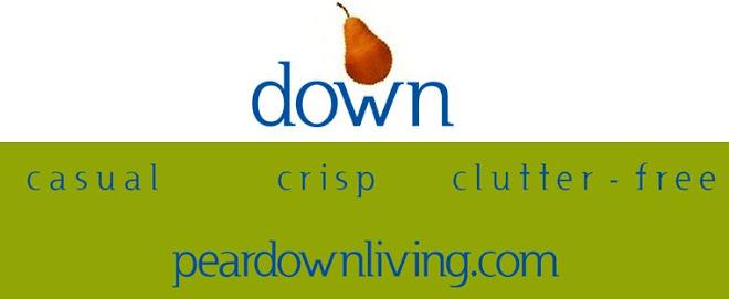 PearDownLiving