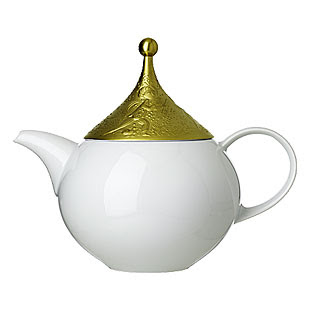 Teapot spank magic