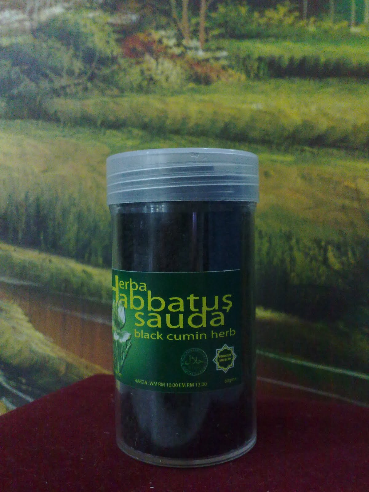 [Herba+Habbatus+Sauda+60grm+(Rm+10.00)]