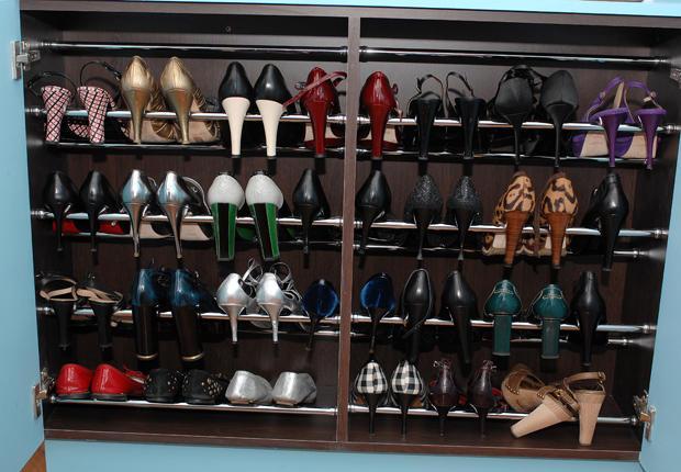 Les chaussures à la pointe de la mode