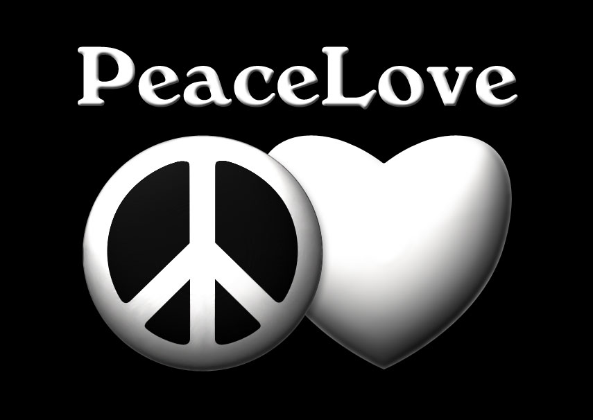 Peace; Love and Understanding