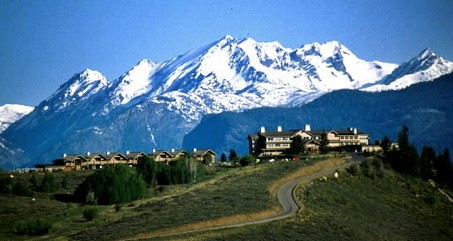 Sun Mountain Lodge Winthrop Washington