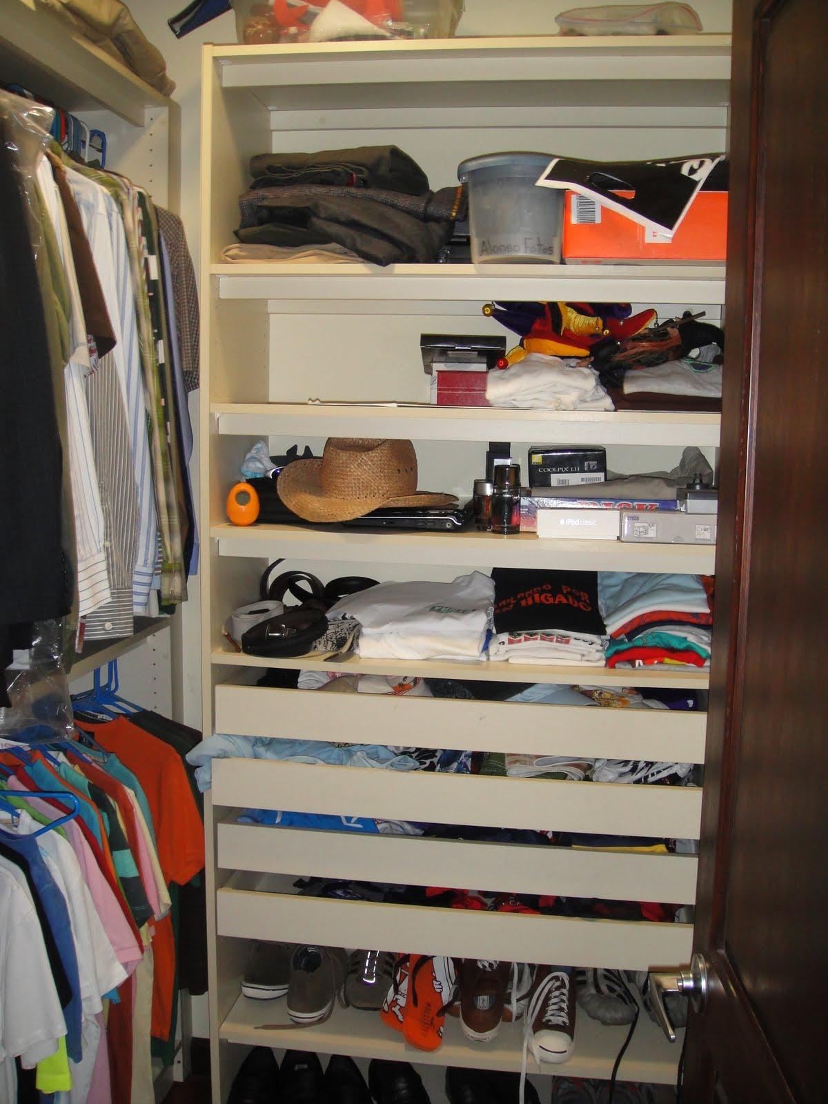 C mo evitar los malos olores en el closet - Como hacer puertas de armario ...