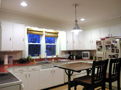 Dover Projects Recessed Kitchen Lighting Design Installation