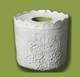porta papel de mesa