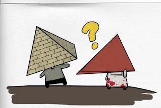 Пирамиды в играх