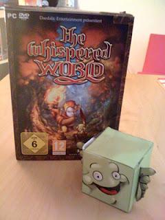 обложка игры Ускользающий мир Whispered World