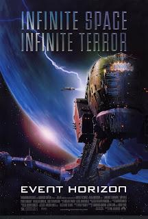 Постер к фильму Сквозь горизонт Event Horizon 1997