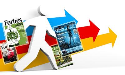 Журналы года