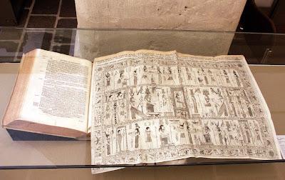 Книга Атанасиуса Кирхера Эдип Египетский, Oedipus Aegyptiacus, 1652–1655