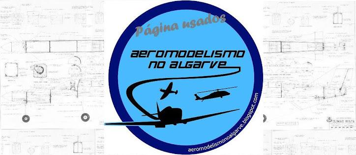 Aeromodelismo no Algarve-usados