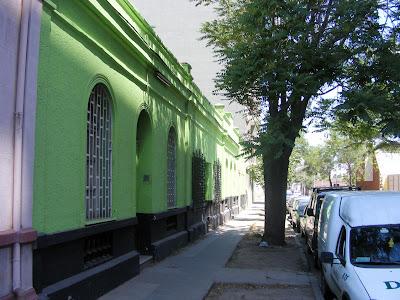 Urbatorivm barrio san camilo la santa y perversa calle fray camilo henr quez parte i - Casa camilo santiago ...
