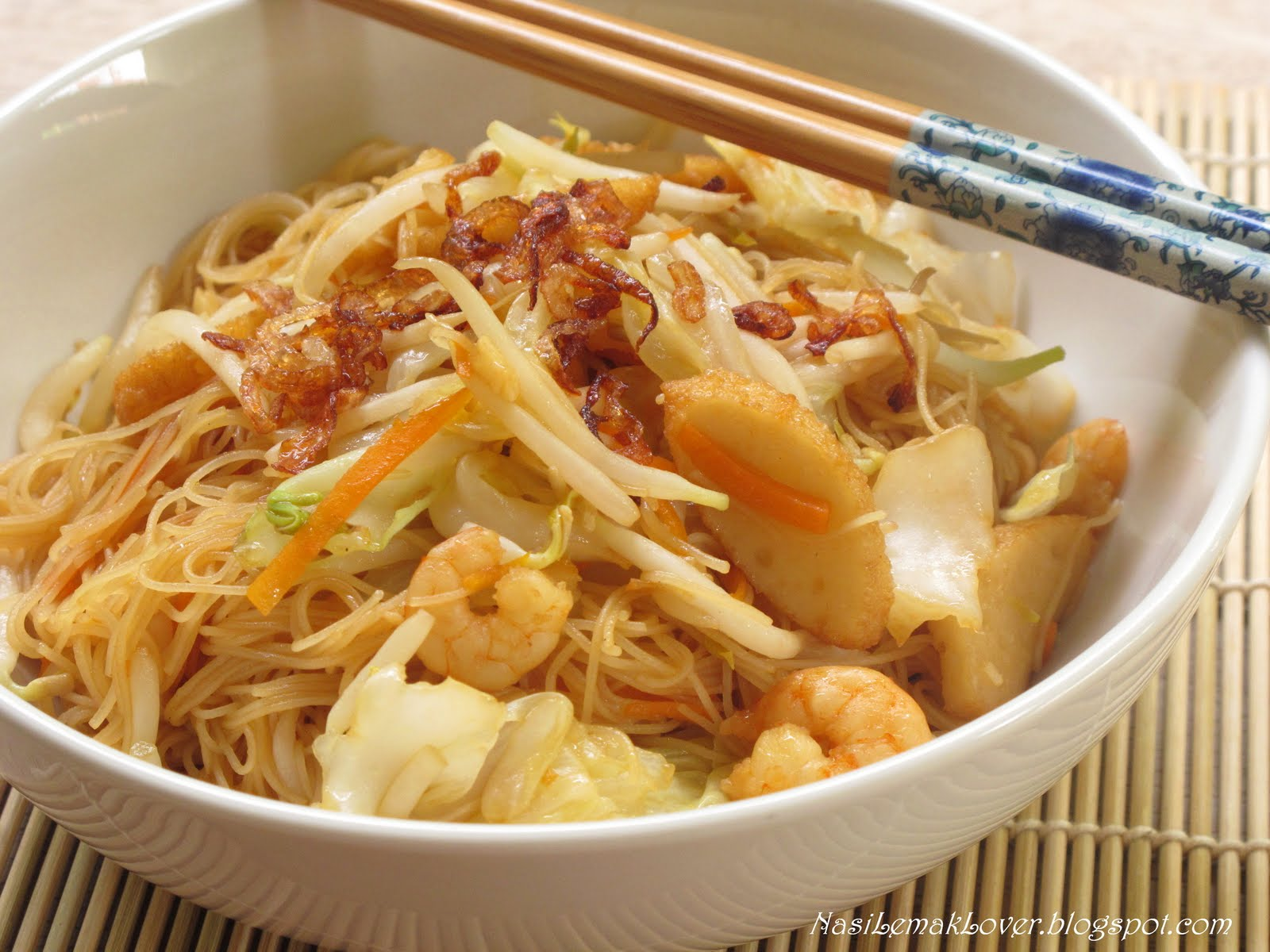 Рецепт китайской лапши пошагово