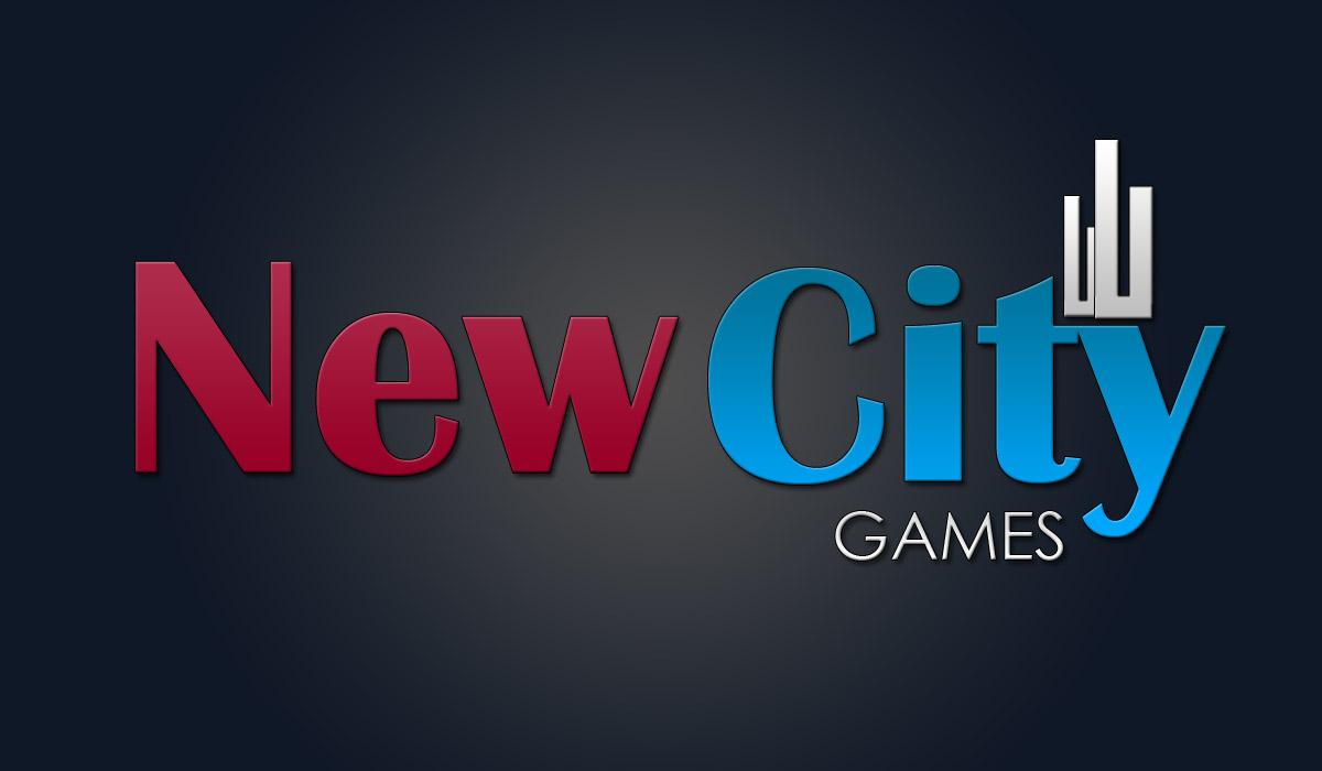 Game logo design