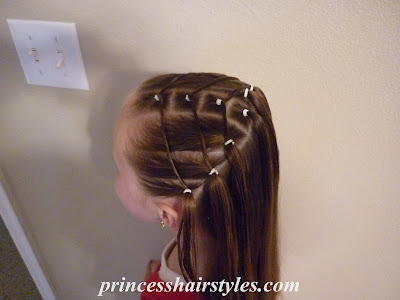 hairstyle twists