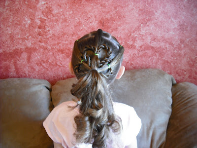 Flower Girl Hairstyles on Flower Girl Hair Styles  For Any Individual  Wedding Day Is One Of The