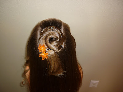 5 minute hair style