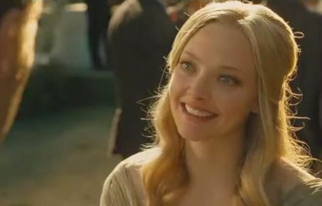 Wedding Hairstyle Letters Juliet on Amanda Seyfried Hairstyle