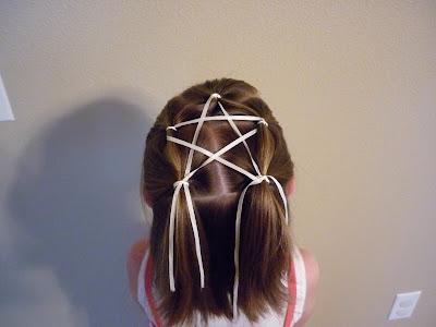 star hairdo