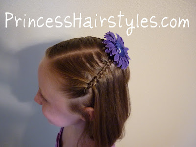 fairytale french braid