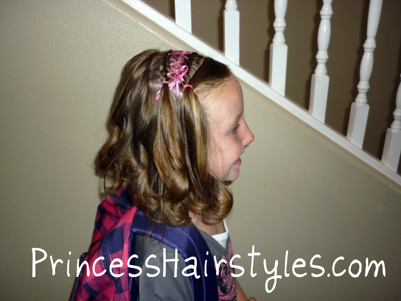 Picture Day Hairstyle | Hairstyles For Girls - Princess Hairstyles